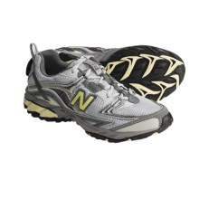 New Balance 813 Trail Running Shoes (For Women) in Grey/Yellow - Closeouts