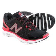 New Balance 813v2 Cross Training Shoes (For Women) in Black/Pink - Closeouts