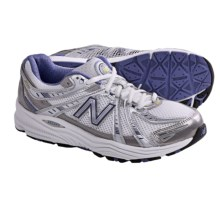New Balance 840 Running Shoes (For Women) in White/Blue/Silver - Closeouts