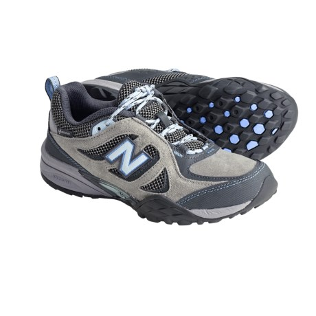 New Balance 851 Trail Shoes (For Women) in Grey