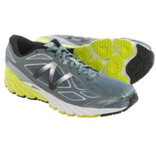 New Balance 870v4 Running Shoes (For Men) in Grey/Yellow - Closeouts