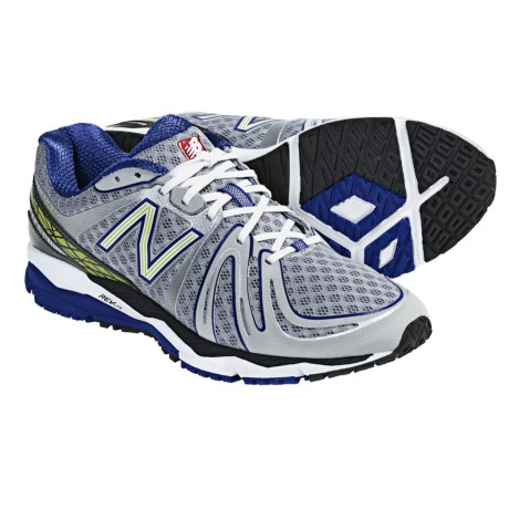 New Balance 890v2 Running Shoes (For Men) in Silver/Surf