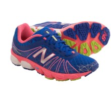 New Balance 890V4 Running Shoes (For Women) in Blue/Pink - Closeouts