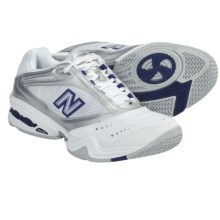 New Balance 900 Tennis Shoes (For Women) in White / Navy - Closeouts