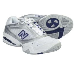 New Balance 900 Tennis Shoes (For Women) in White / Navy