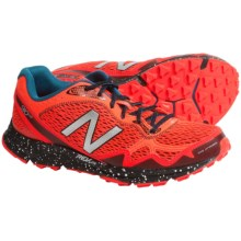 New Balance 910V2 Trail Running Shoes (For Men) in Orange/Black - Closeouts