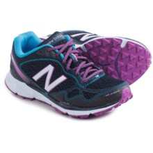 New Balance 910V2 Trail Running Shoes (For Women) in Blue/Purple - Closeouts