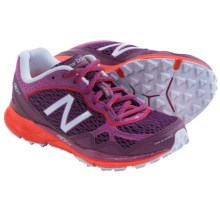 New Balance 910V2 Trail Running Shoes (For Women) in Purple/Orange - Closeouts