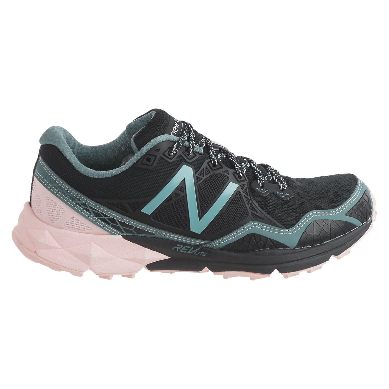 New Balance Trail Running Shoes Women Purple
