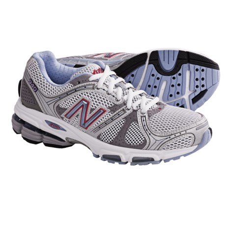 New Balance 940 Running Shoes (For Women) in White/Grey/Blue