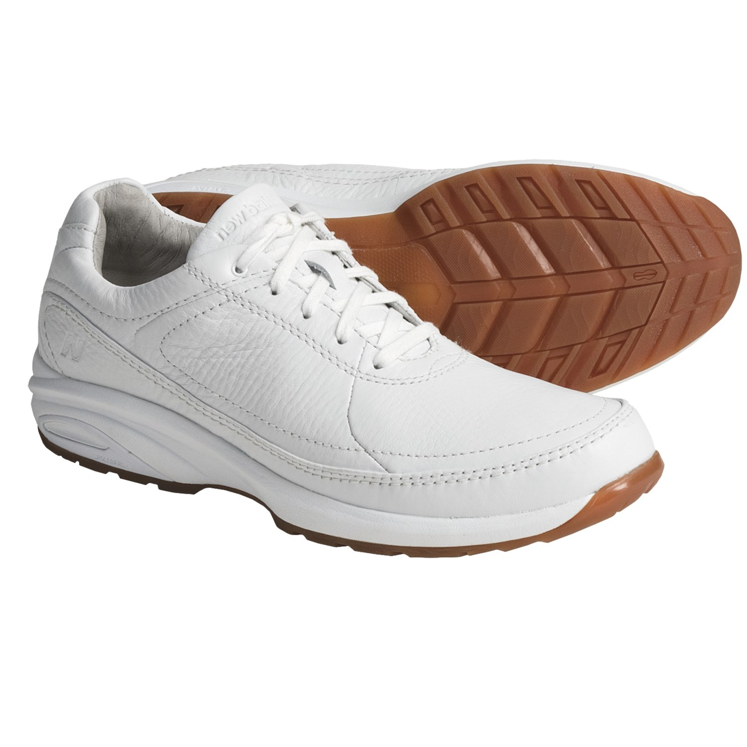 New Balance 950 Walking Shoes - Leather (For Men) in White