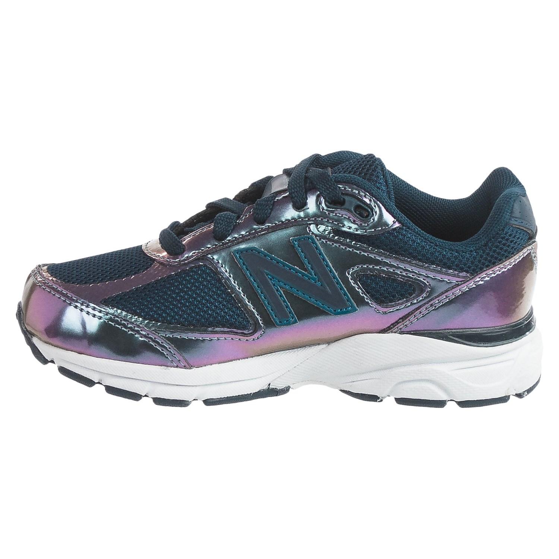 new balance girls. new balance 990 running shoes (for little and big girls) girls