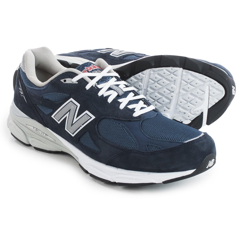 New Balance Men S V Running Shoes Navy Size
