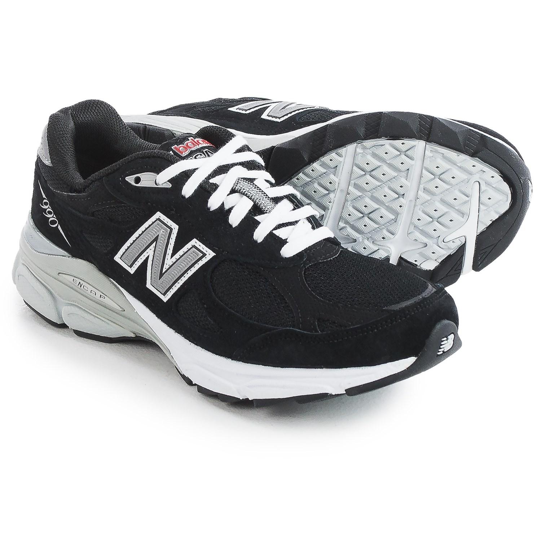 black new balance women's running shoes