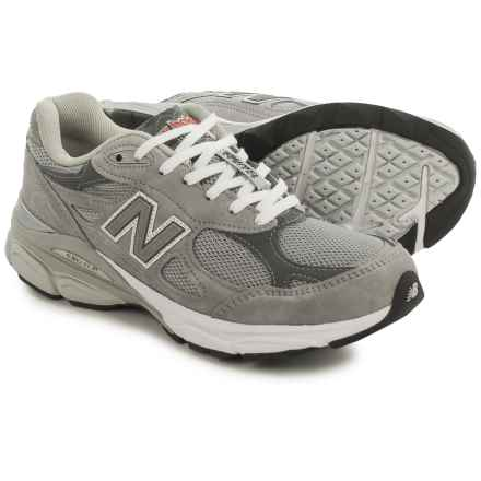 New Balance 990v3 Running Shoes (For Women) in Grey - Closeouts