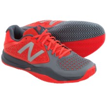 New Balance 996 Tennis Shoes (For Men) in Flame/Thunder - Closeouts