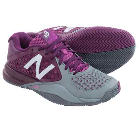 New Balance 996 Tennis Shoes (For Women) in Purple/Grey - Closeouts