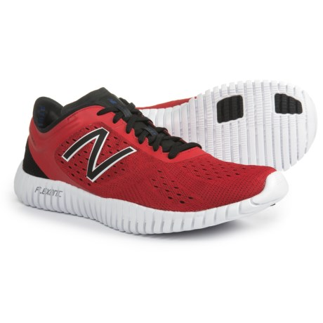New Balance 99v2 Cross-Training Shoes (For Men) in Team Red/Crimson