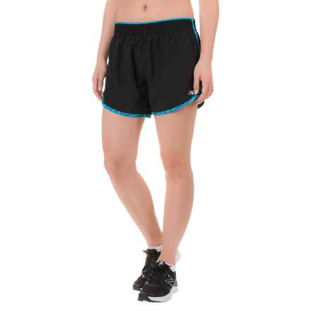 "New Balance Accelerate 5"" Shorts - Built-in Brief (For Women) in Majestic Blue - Closeouts"