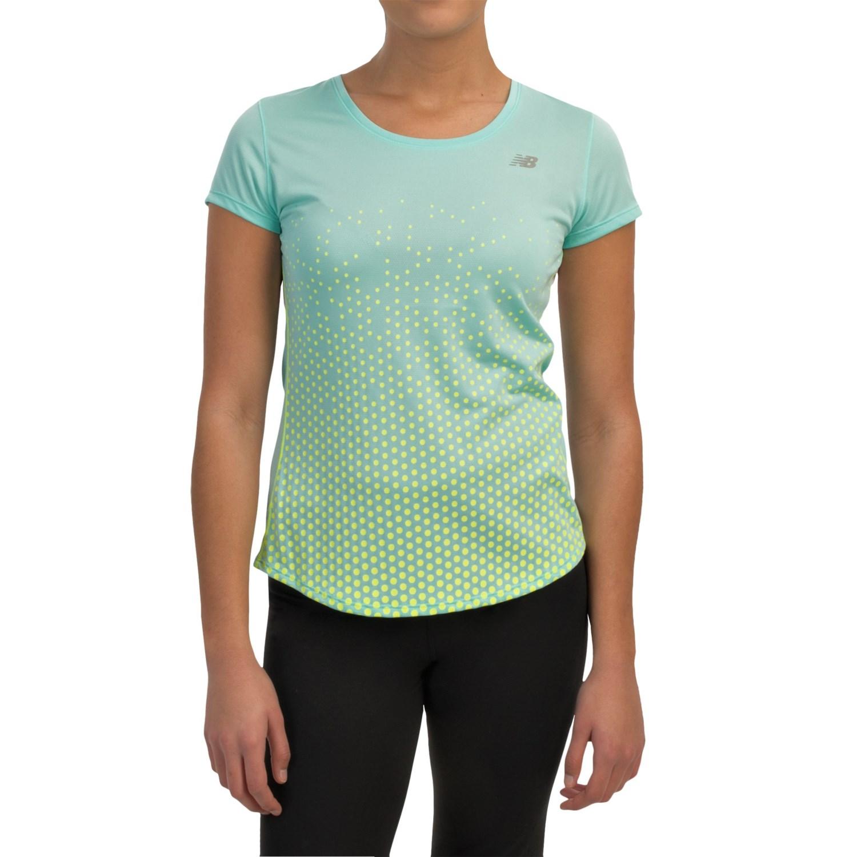 new balance hi visibility shirts for men