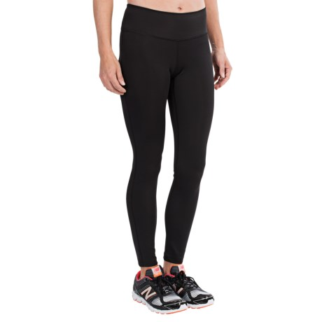 New Balance Active Leggings (For Women) in Black