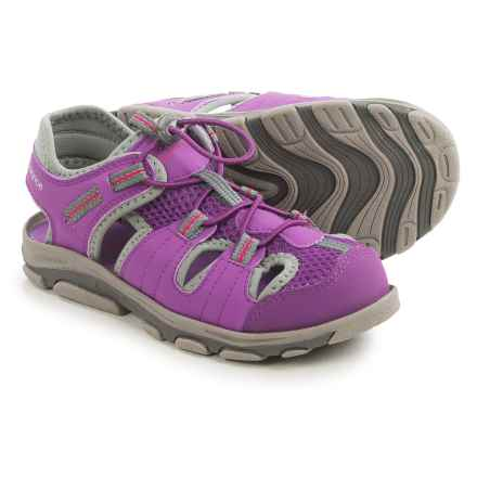 New Balance Adirondack Sandals (For Little Kids) in Purple - Closeouts