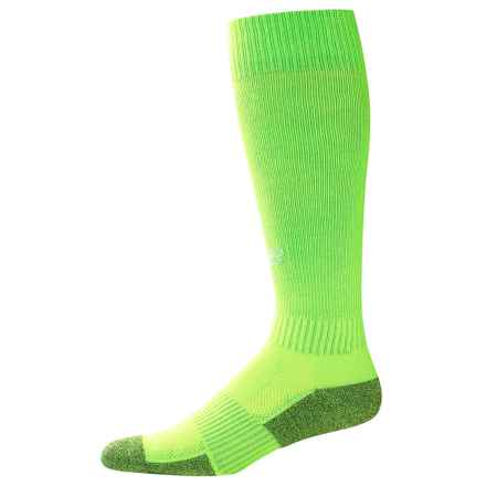 New Balance All-Sport Socks - Over the Calf (For Little and Big Kids) in Green - Closeouts