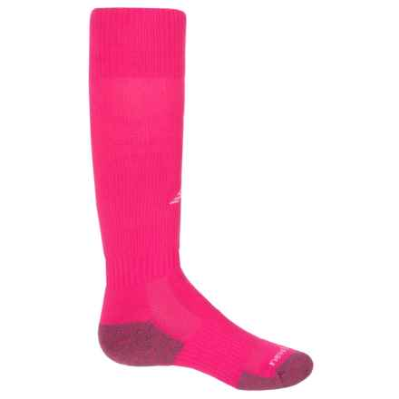 New Balance All-Sport Socks - Over the Calf (For Little and Big Kids) in Pink - 2nds