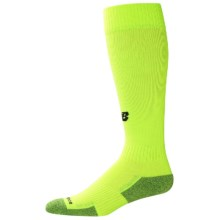 New Balance All-Sport Socks - Over the Calf (For Little and Big Kids) in Yellow - Closeouts