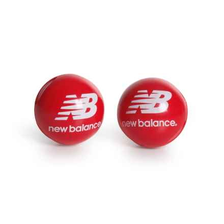 New Balance Anti-Odor Gear Bombs - 2-Pack in Red - Closeouts