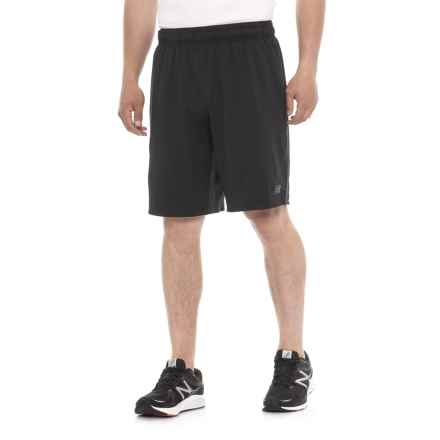 New Balance Anticipate Shorts (For Men) in Bk Black - Closeouts