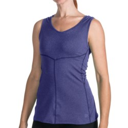 New Balance Anue Mantra Tank Top (For Women) in Clematis Blue
