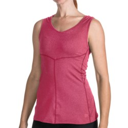 New Balance Anue Mantra Tank Top (For Women) in Jazzy