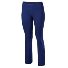 New Balance Anue Mantra Yoga Pants (For Women) in Blue Depths - Closeouts