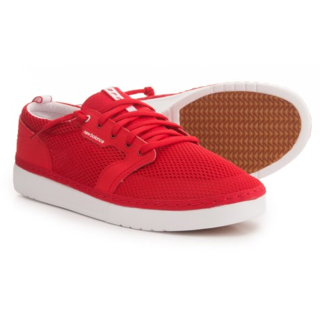New Balance Apres Casual Shoes (For Men) in Red