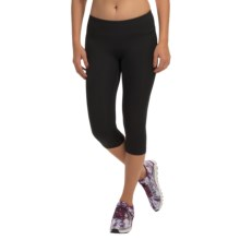 New Balance Basic Capris (For Women) in Black - Closeouts