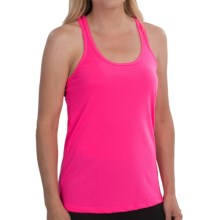New Balance Basic Tank Top - Racerback (For Women) in Amp Pink - Closeouts