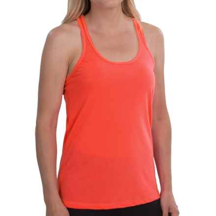 New Balance Basic Tank Top - Racerback (For Women) in Dragonfly - Closeouts