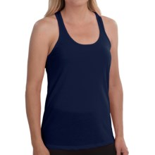 New Balance Basic Tank Top - Racerback (For Women) in Pigment - Closeouts