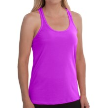 New Balance Basic Tank Top - Racerback (For Women) in Voltage Violet - Closeouts