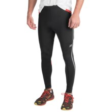New Balance Beacon Tights (For Men) in Black - Closeouts