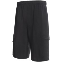 New Balance Cargo Shorts (For Men) in Black - Closeouts