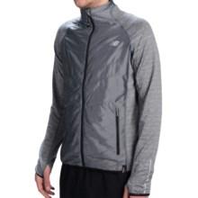 New Balance Chameleon Polartec® Alpha® Jacket (For Men) in Black - Closeouts