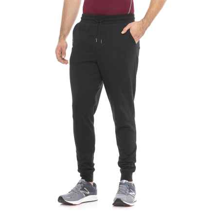 New Balance Classic Sweatpants (For Men) in Black - Closeouts