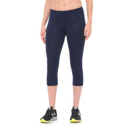 New Balance Core Capris (For Women) in Pigment - Closeouts