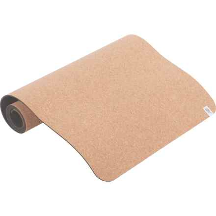 "New Balance Cork Yoga Mat - 5 mm, 68x24"""