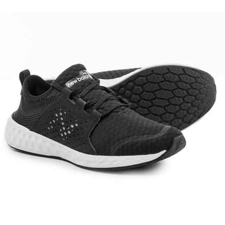 New Balance Cruz Sport Sneakers (For Boys) in Black/White - Closeouts