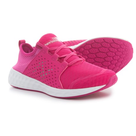 New Balance Cruz Sport Sneakers (For Girls) in Pink