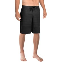 New Balance Dap Boardshorts (For Men) in Black - Closeouts