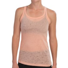 New Balance Dasha Tank Top - Racerback (For Women) in Luxe Pink - Closeouts